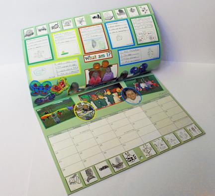 Designed Calendar