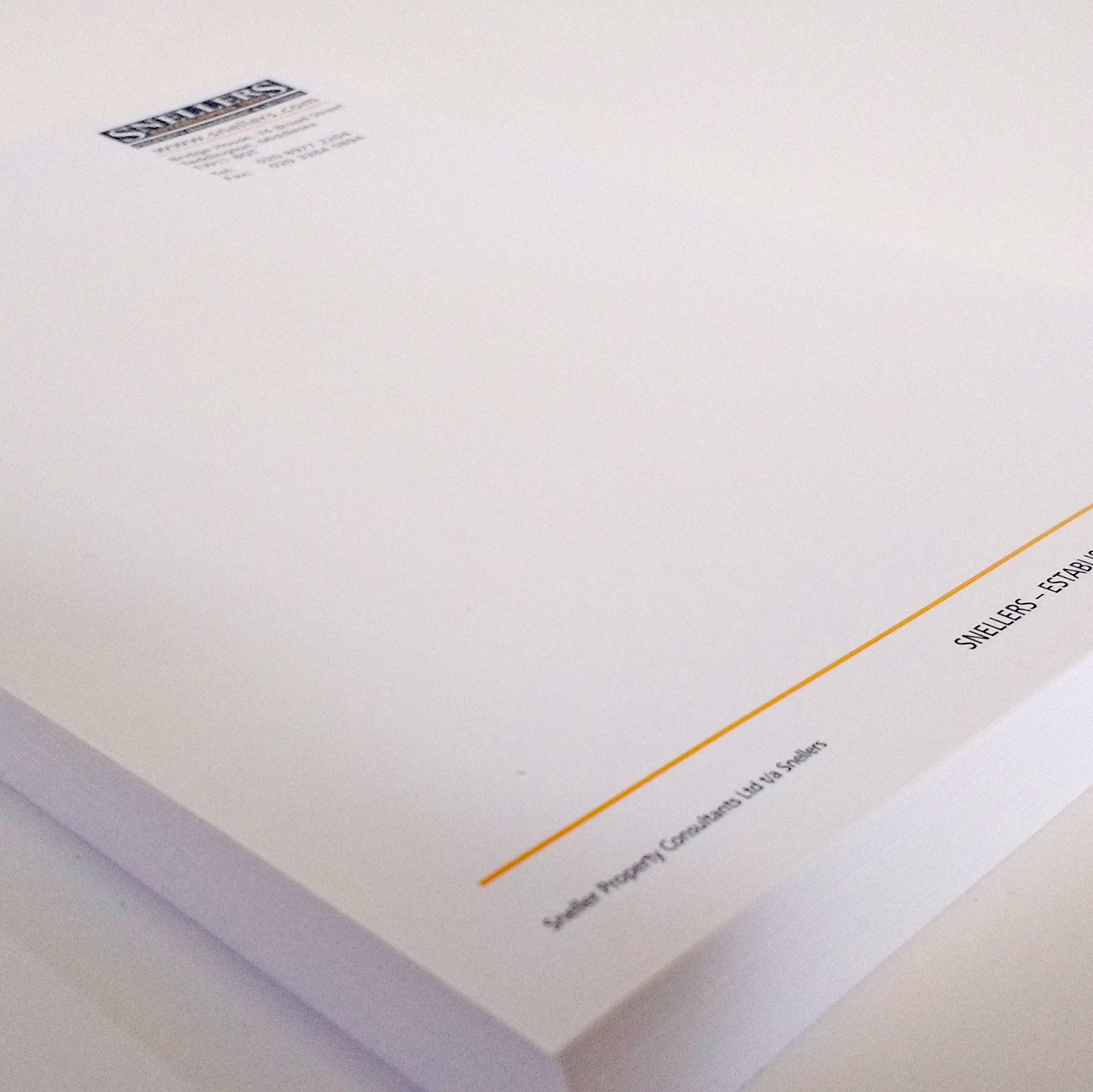 Stationery - Letterhead